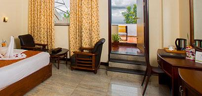 Deluxe Rooms in Yercaud